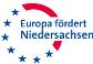 Logo: Europa fördert Niedersachsen©NBank